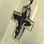 """銀工房AramaRoots(アラマルーツ) シルバーネックレス""""Fortune Cross−フォーチュンクロス−"""" [AP23]"""