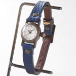 "ARKRAFT(アークラフト) 時計作家・新木秀和 手作り腕時計 ""Elmo mini"" エルモ・ミニ [AR-C-008]"
