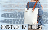 MOUNTAIN DA CHERRY �q�~�Y���z���g�����o�b�O�u�����h
