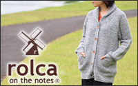 �q�~�E�����̃i�`���������u�����h rolca on the notes2015�N�H�̐V��o��
