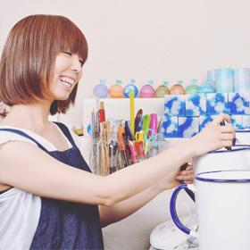 biancabianca 手作りキャンドル作家・秋澤真衣子さん