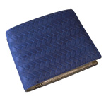 達磨(だるま)BAMBOO 藍染ショートウォレット [DB0002-04]
