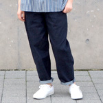 DEEP BLUE(ディープブルー) 11.5オンス ワイドルーズ デニムパンツ ワンウォッシュ [72764-1]