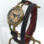 Gothic Laboratory(ゴシックラボラトリー) 手作り腕時計 adam(アダム) [GL-adam]