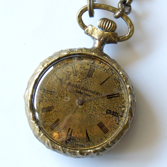 "Gothic Laboratory(ゴシックラボラトリー) 手作り懐中時計 ""Pocket watch -ポケットウォッチ-"" [GL-CPW]"