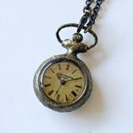 "Gothic Laboratory(ゴシックラボラトリー)  手作り懐中時計 ""Pocket watch mini-ポケットウォッチ ミニ-"" [GL-CPW-mini]"