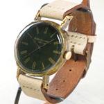 Gothic Laboratory(ゴシックラボラトリー) 手作り腕時計 樹海 LLサイズ [GL-CW-jk-L]