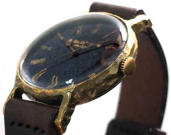 Gothic Laboratory(ゴシックラボラトリー) 手作り腕時計 深海 LLサイズ [GL-CW-sk-LL]