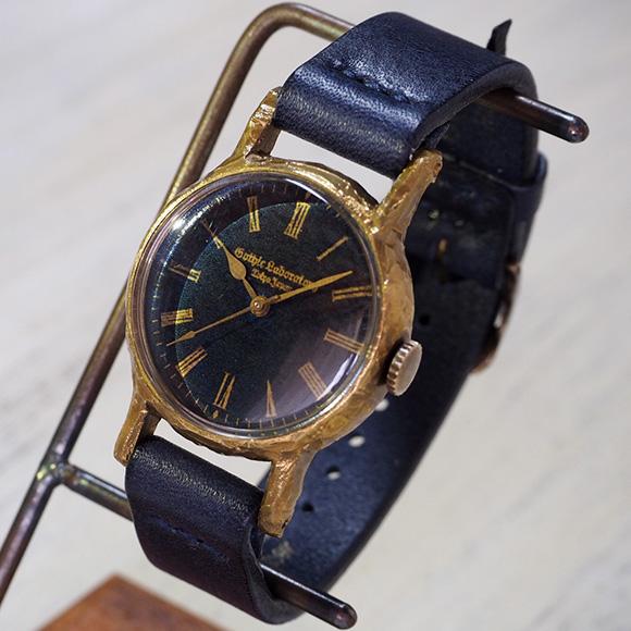 Gothic Laboratory(ゴシックラボラトリー) 手作り腕時計 深海 Mサイズ [GL-CW-sk-M]