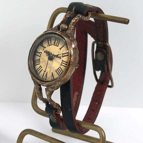Gothic Lboratory(ゴシックラボラトリー) 手作り腕時計 eve(イヴ) [GL-eve]
