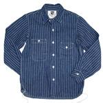 graphzero(グラフゼロ)40sヴィンテージワークシャツジャケット ウォバッシュ [GZ-40-GWS-01]