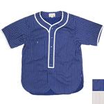 【2種類から選べます】graphzero(グラフゼロ)ヴィンテージ ベースボールシャツ [GZ-BB-SH2605]