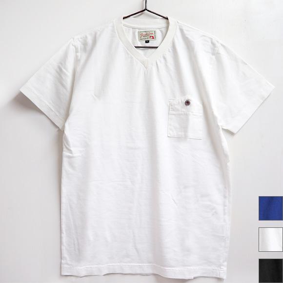 graphzero(グラフゼロ)ヤマポケ VネックTシャツ メンズ・レディース [GZ-PTV2706]