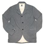 graphzero(グラフゼロ)綿ウール テーラードジャケット[GZ-TJKT-24-10]