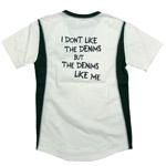 graphzero(グラフゼロ)「デニムがオレを好きなんだ」Tシャツ [GZ-TS-JZ-01]