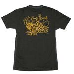 """graphzero(グラフゼロ)""""Wet Gang Records""""-ウェットギャングレコーズ- Tシャツ [GZ-TS-OP-01]"""