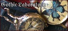 Gothic Laboratory(ゴシックラボラトリー)−あなたが世界に一人しかいないように、世界にひとつしかない、あなただけの装飾品をハンドメイドで…。「Remaining time」と共に、Gothic Laboratoryの手作り腕時計をお楽しみください。