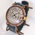 ipsilon(イプシロン) 時計作家 ヤマダヨウコ 手作り腕時計 fabbrica(ファブリカ) [fabbrica]