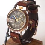 ipsilon(イプシロン) 時計作家 ヤマダヨウコ 手作り腕時計 globo(グローボ) [globo]