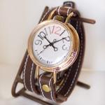 ipsilon(イプシロン) 時計作家 ヤマダヨウコ 手作り腕時計 pesa�U(ぺーザ�U) [pesa2]