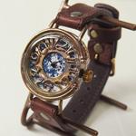 ipsilon(イプシロン) 時計作家 ヤマダヨウコ 手作り腕時計 Pittura(ピットゥラ) メンズ・レディース [Pittura-M]