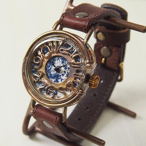 ipsilon(イプシロン) 時計作家 ヤマダヨウコ 手作り腕時計  pittura(ピットゥラ)[Pittura-M]
