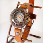 ipsilon(イプシロン) 時計作家 ヤマダヨウコ 手作り腕時計 Pul(プル) [pul]