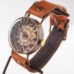 ipsilon(イプシロン)時計作家 ヤマダヨウコ 手作り腕時計 quadrantem(クアドランテ・ジャンボ) [quadranteJ]