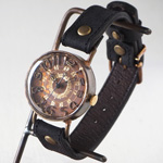 ipsilon(イプシロン)時計作家 ヤマダヨウコ 手作り腕時計 quadranteM(クアドランテ・ミニ) [quadranteM]