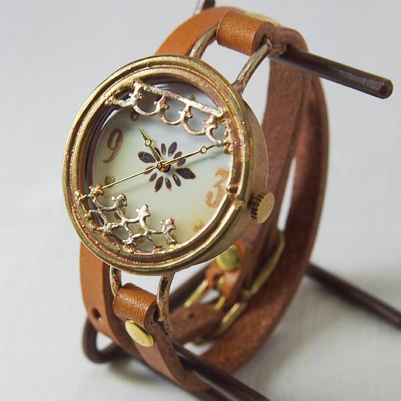 ipsilon(イプシロン) 時計作家 ヤマダヨウコ 手作り腕時計  terra(テラ) レディース [terra]