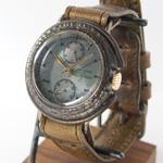 "JOIE INFINIE DESIGN(ジョイ アンフィニィ デザイン)手作り腕時計""LOMO Bespoke""[D-5600]"