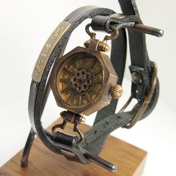 KS(ケーエス) 篠原康治 手作り腕時計 桐竹(きりたけ) レディース [KS-WA-02]