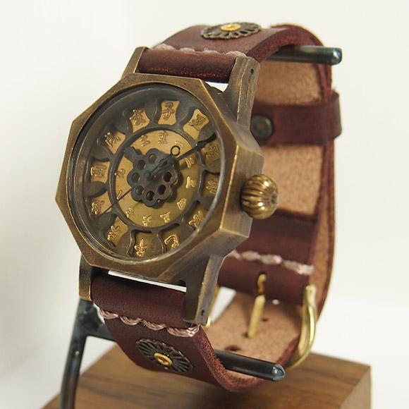 KS(ケーエス) 篠原康治 手作り腕時計 蜉蝣(かげろう) [KS-WA-03]