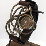 Mari Goto(マリゴトー) 手作り腕時計 Link2 -リンク2- [MG-003B]