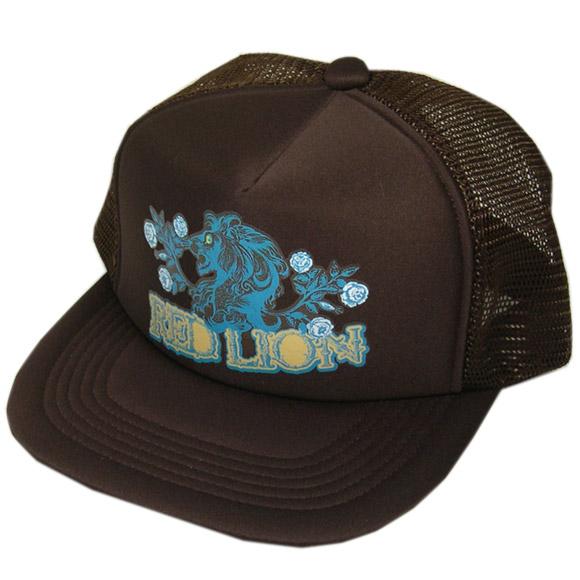 """完売しましたmellow out cap """"red lion""""ブラウン メンズ・レディース [mo-cap-003]"""
